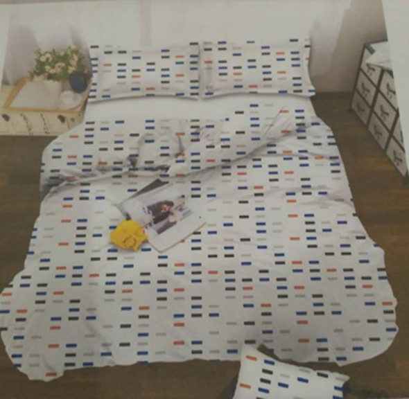 MODERN LINENS Comforter Microfiber Twin Dash