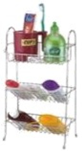 3-LAYER SHOWER CADDY