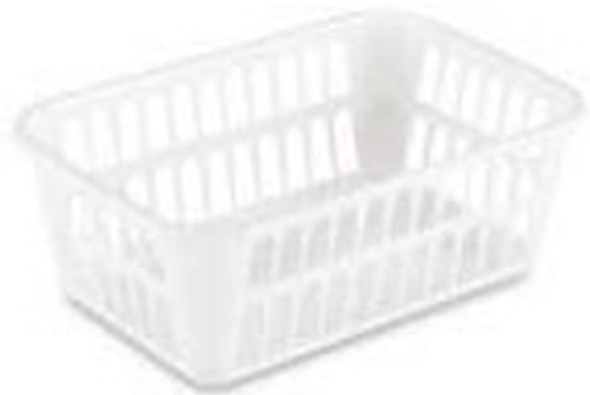 MEDIUM STORAGE BASKET (WHITE)