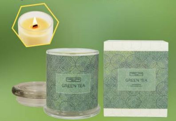 Carroll and Chan Jar Candle Green Tea
