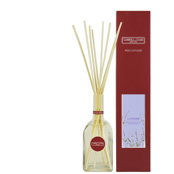 Carroll and Chan Reed Diffuser Set Lavender 200ml