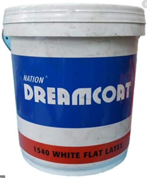 NATION 1540 DREAM COAT LATEX WHITE 16L