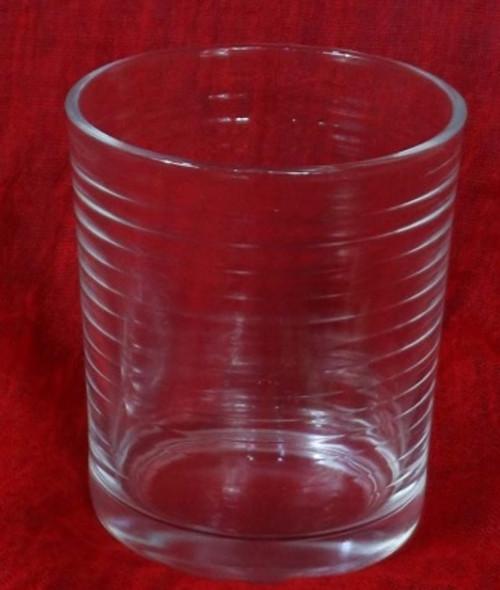 GL-KHALEL-09 4PC set 9oz Glass Tumbler with Giftbox