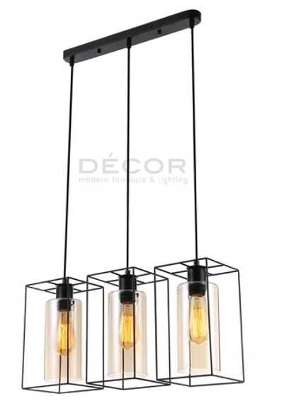 DECOR ANTONELI DROPLIGHT BY 3 HORIZONTAL