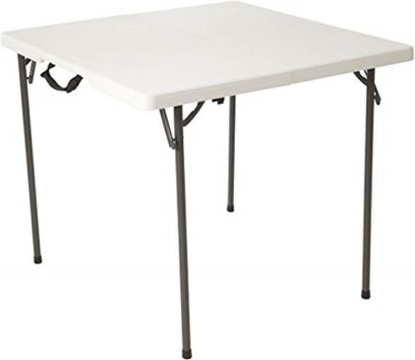 "Lifetime 80273 Square Table 34"""