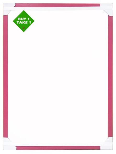 Buy 1 Take 1 Mirror 12x16 Fuschia Pink