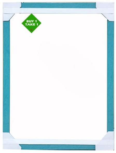 Buy 1 Take Mirror 24x18 Blue