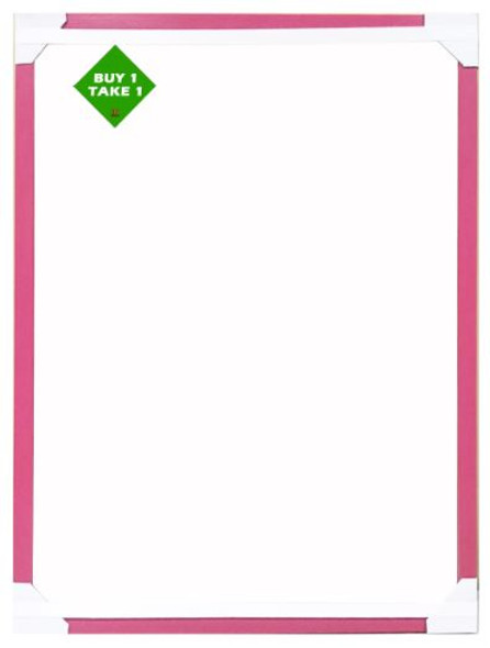 Buy 1 Take 1 Mirror 24x18 Fuschia Pink