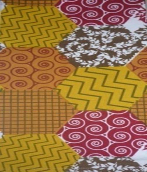 Diagonal  Kitchen Towel Set of 3