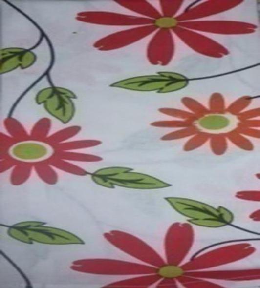 Red Jasmin Kitchen Towel Set of 3