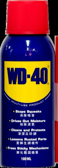 WD40 LUBRICANT OIL 3OZ/100ML
