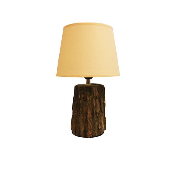 LEUCHTE TABLE LAMP CERA LOG DES