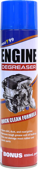 PRO99 PED-1296 ENGINE SURFACE DEGREASER 650ML