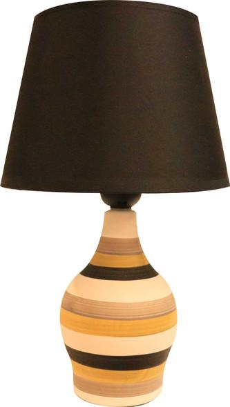 LEUCHTE TABLE LAMP CERA STRIPE