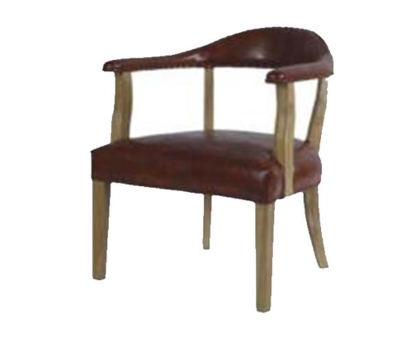 Xamira Chair with Studs