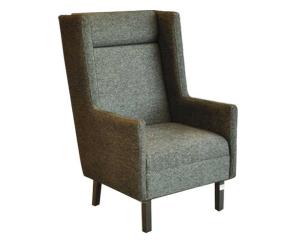 King Louie Accent Chair