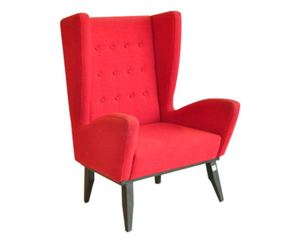 Ed Wing Accent Chair