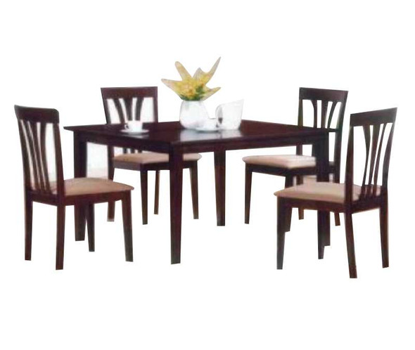 Lauren 4 Seater Dining Set