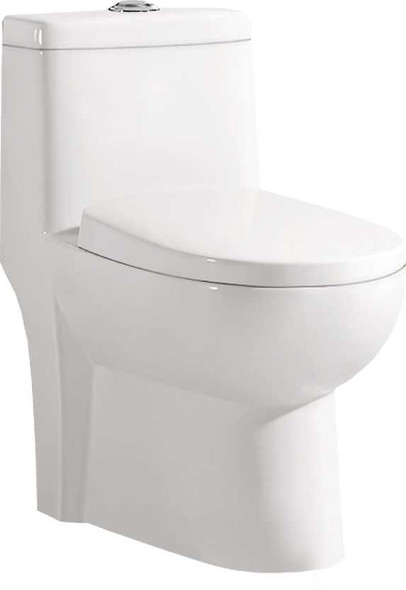 BRAUHN ARABELLA Z055 ONE-PIECE WATER CLOSET