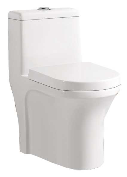 BRAUHN LORAINE Z081 ONE-PIECE WATER CLOSET