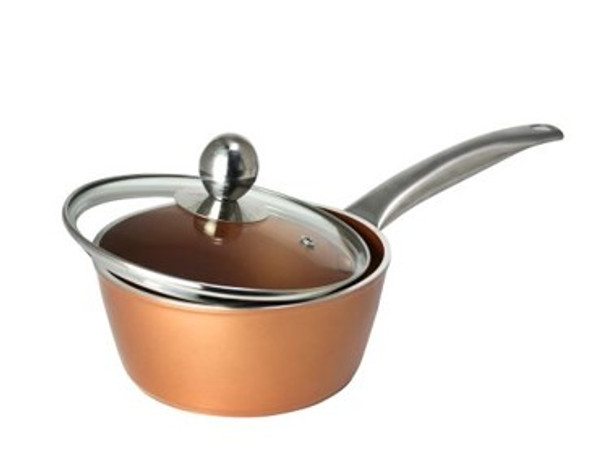 Masflex NK-16 Copper Forged Frypan