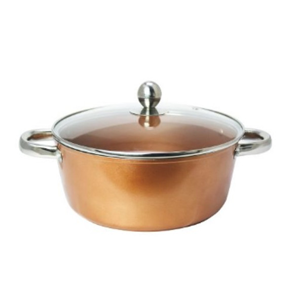 Masflex NK-24CSS Copper Forged Cookware