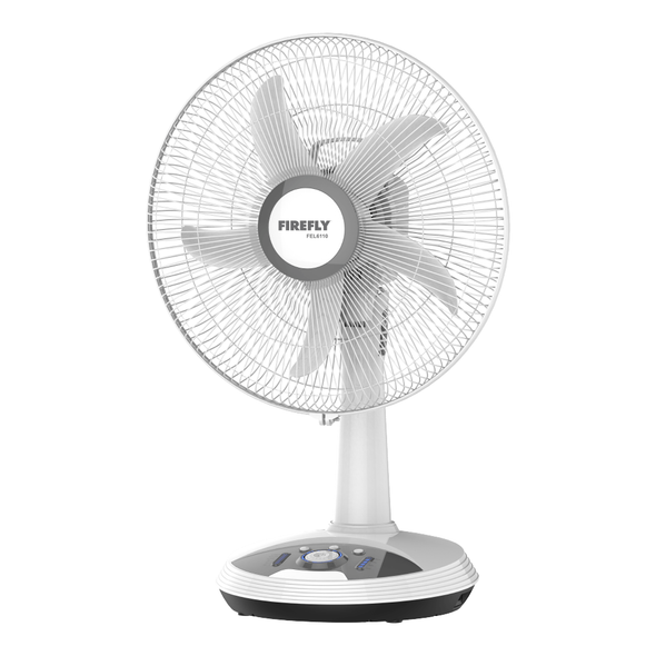 "FIREFLY 6110 FIREFLY 14"" RECHARGEABLE FAN"