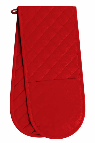 "CASABELLA 27""x27"" SOLID RED-2 POT HOLDER"