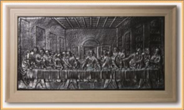 Wall Art 21x37 The Last Supper 4