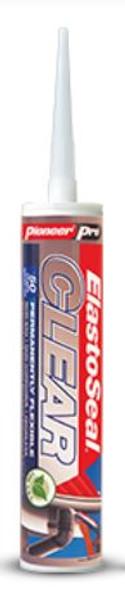 PIONEER ELASTOSEAL CLEAR CARTRIDGE 300ML