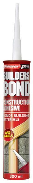 PIONEER BUILDER'S BOND-CARTRIDGE 300ML