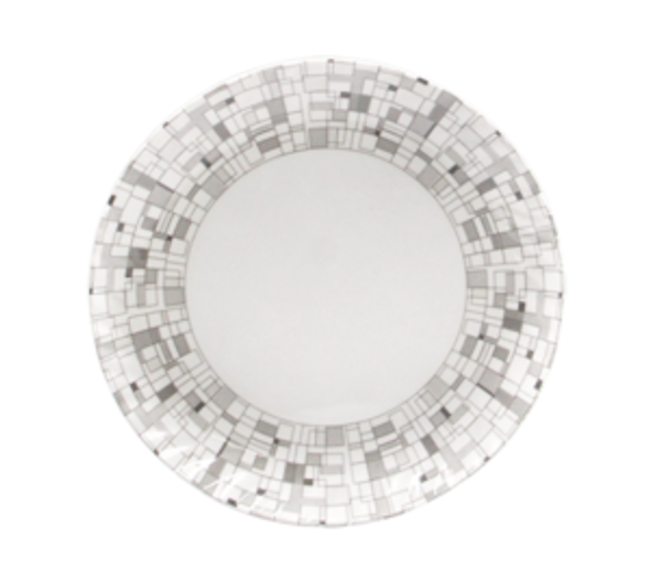 Mosaic 8in Round plate