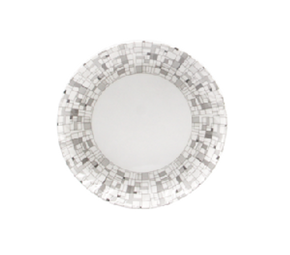 Mosaic 6in Round plate