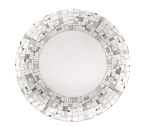 Mosaic 9in Round plate