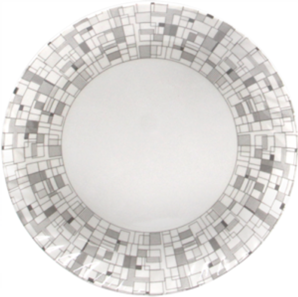 Mosaic 10in Round plate