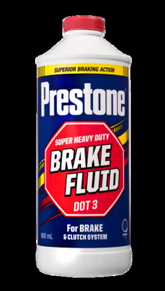 PRESTONE BRAKE FLUID 900 ML
