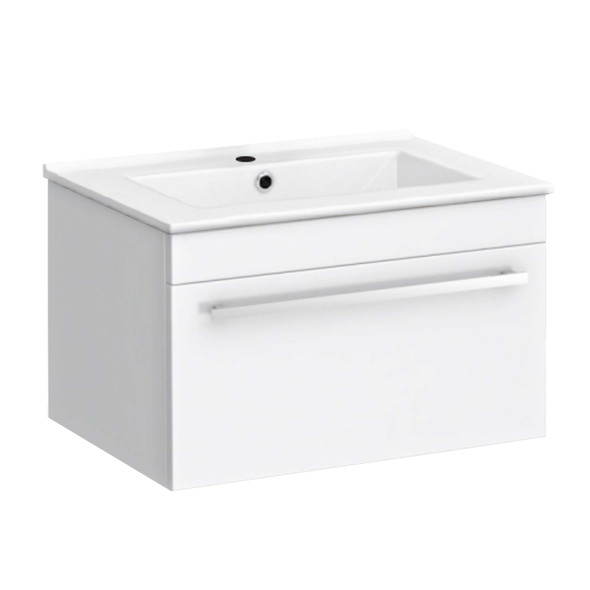 BRAUHN SMD2040W-60WDW WHITE CABINET