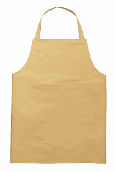 "CASABELLA 20""x34"" SOLID TAUPE APRON"