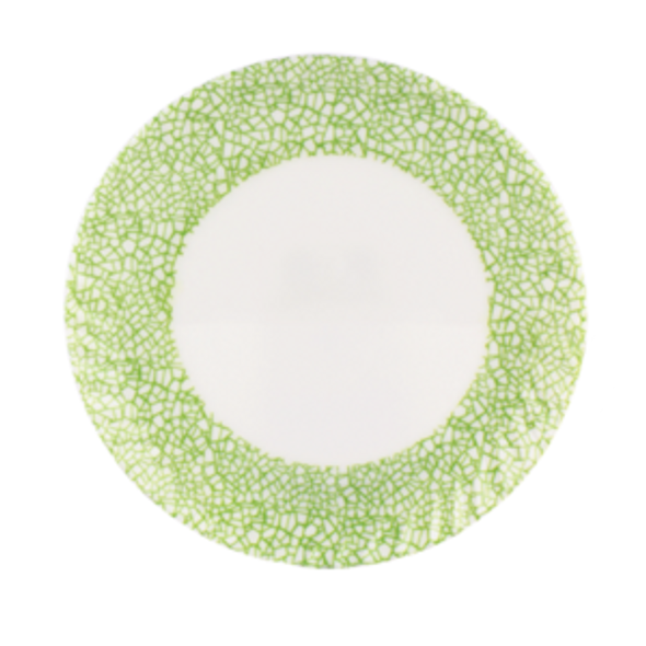 "Jade 8"" Round Dinner Plate"