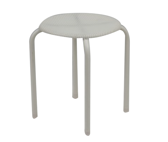 Harl Metal Stool (stackable)