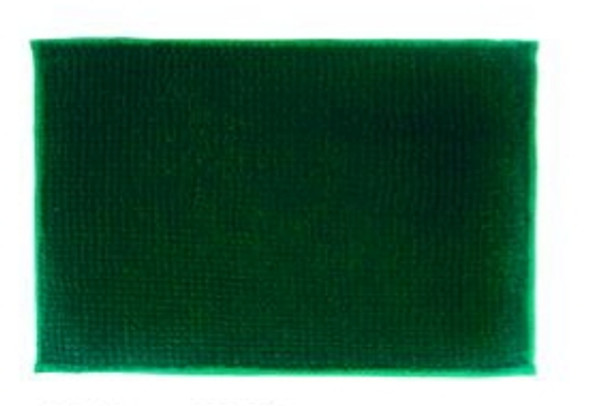 "40""x60"" Dark Green Microfiber Bathrug"