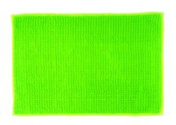"40""x60"" Light Green Microfiber Bathrug"