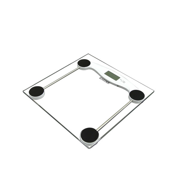 SQUARE AUTOMATIC DIGITAL BATHROOM WEIGHING SCALE