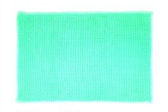 """40""""x60"""" Sky Blue Microfiber Bathrug"""