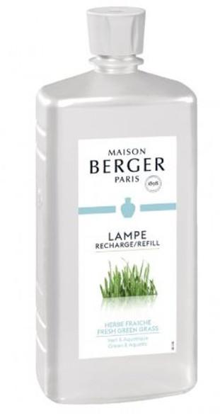 LAMPE BERGER FRESH GREEN GRASS PURIFYING SCENT 1L