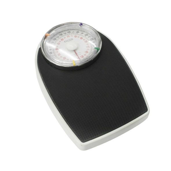 WEIGHING SCALE EXTRA LARGE/HEAVY DUTY-BLACK