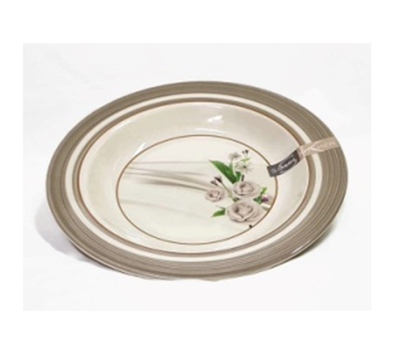 "Beatrice 9"" Soup Plate Melamine"