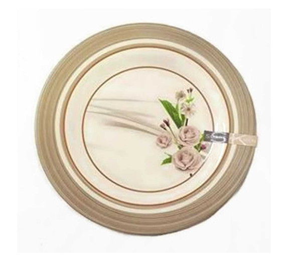 "Beatrice 10"" Dinner Plate Round"
