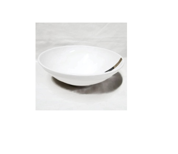 "White 6.5""  Ramen Bowl Melamine"