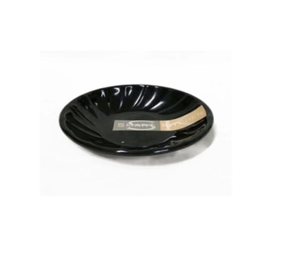 Black Soy Dish Melamine